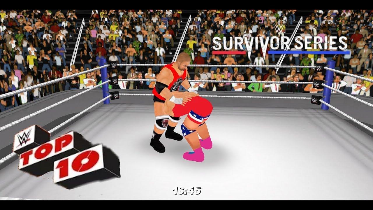 Top 10 Survivor Series 2017 Moments - WRESTLING REVOLUTION 3D