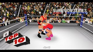 Top 10 Survivor Series 2017 Moments - WRESTLING REVOLUTION 3D