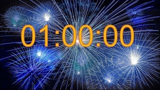 NEW YEAR COUNTDOWN 2020 last 1 Hour TIMER Countdown to 2020 Neujahr