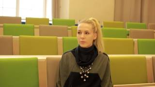 Reviews of ISM Belarusian student