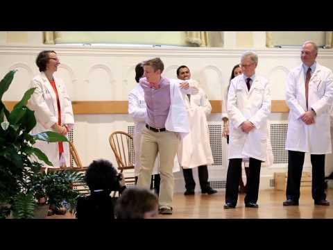 University of Vermont College of Medicine 2014 White Coat Ceremony