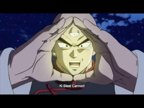 Gohan Smashes Tien   Dragon Ball Super Episode 90