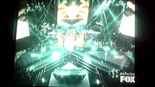 Selena Gomez Performing 'Slow Down' on X Factor