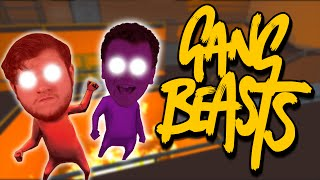 DON'T SLAM YOUR FACE ON THE KEYBOARD! | Gang Beasts (Funny Moments)