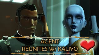 Knights of the Fallen Empire - Agent reunites with Kaliyo (Romance)