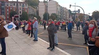 """Movimiento de Pensionistas lamenta la """"falta de respuesta"""" de los partidos a sus propuestas"""