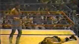Barbed Wire Match! Jerry Lawler vs Dutch Mantell - Part 2 of 2 (3-29-82) Memphis Wrestling