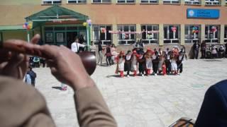 Ovacık'ta Minik Öğrencilerden
