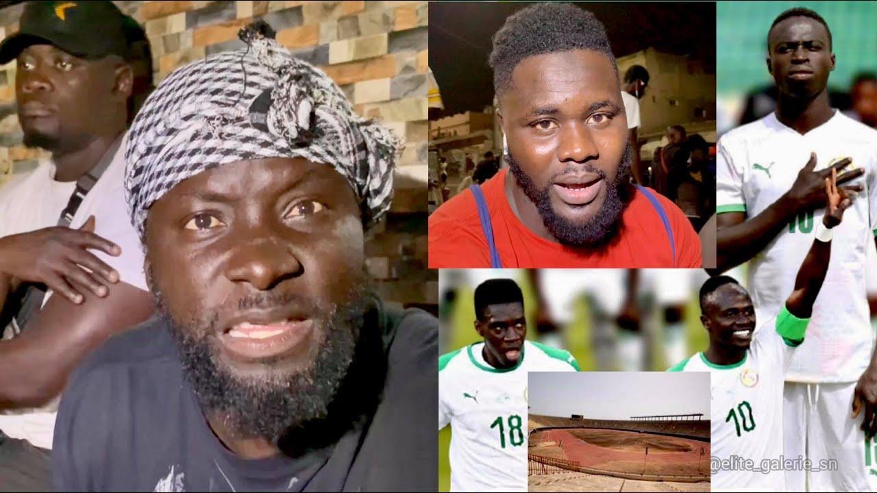 Sau Cana Dibrief du match Senegal VS Zambie ( Stade Fédération CAN )