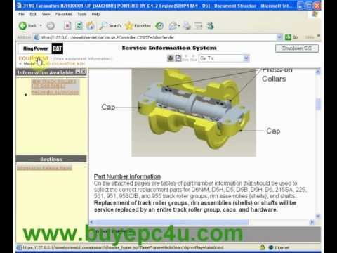 caterpillar sis cat sis 2012 usability how to use cat sis part 1 rh youtube com Cat Decal Cat Engine Parts