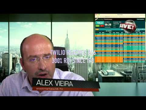 World's Best Live Trading on How to Invest in Markets Twilio IPO