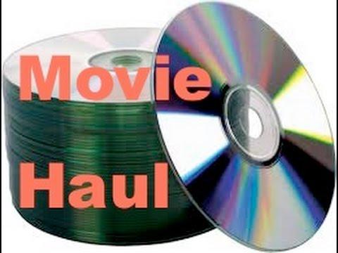 New York City Movie Haul (February 26, 2016)