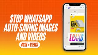 Download How to Stop WhatsApp from Saving Images or Videos to iPhone Camera Roll Mp3 and Videos