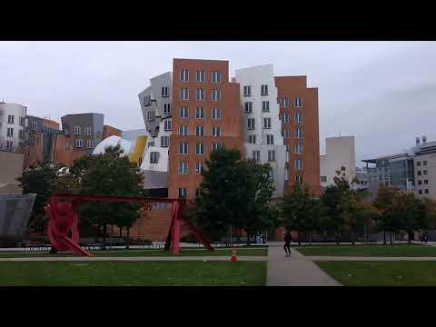 Ray and Maria Stata Center,  Massachusetts Institute of Technology (MIT)