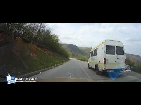 ROAD TRIP: from the village Delimedje to the city Novi Pazar / Serbia
