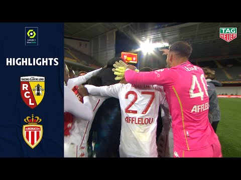 Lens Monaco Goals And Highlights