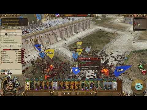 Total War: Warhammer II - The Warden & The Paunch - Tor Yvresse (Very Hard) I Alza Gaming (Gameplay) |