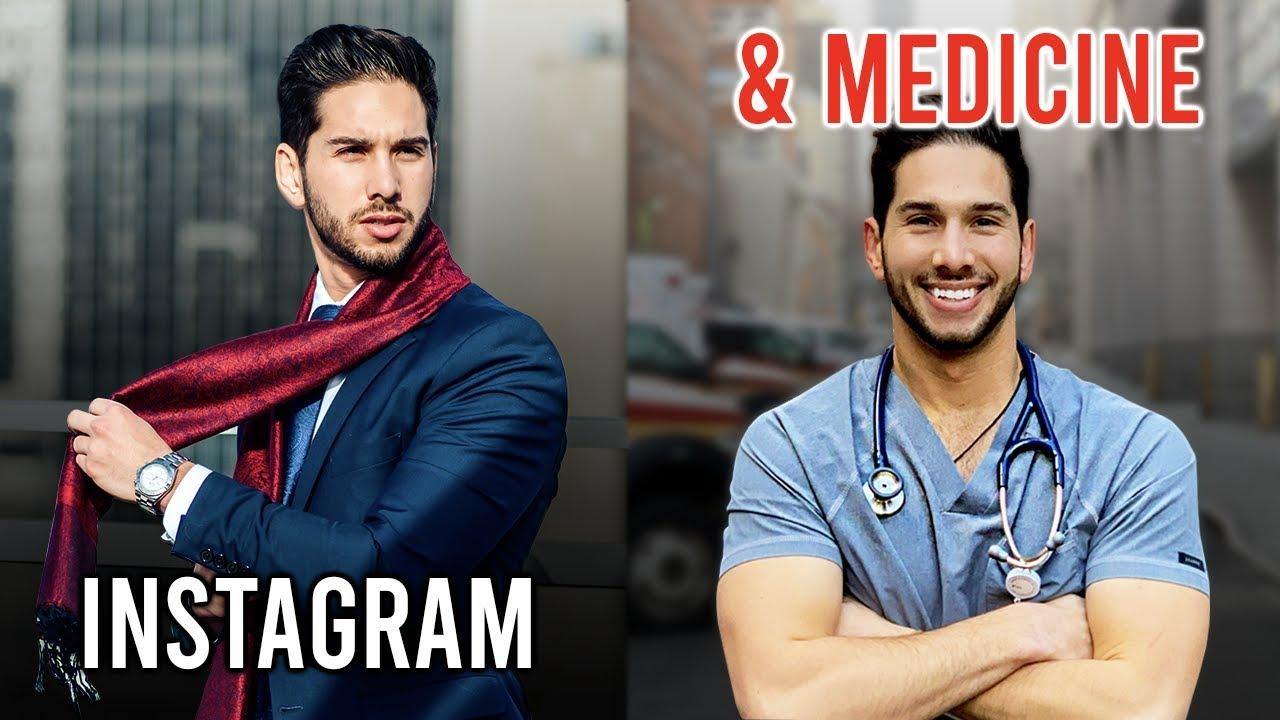Behind the Facade | Instagram Star Talks Reality of Medical School