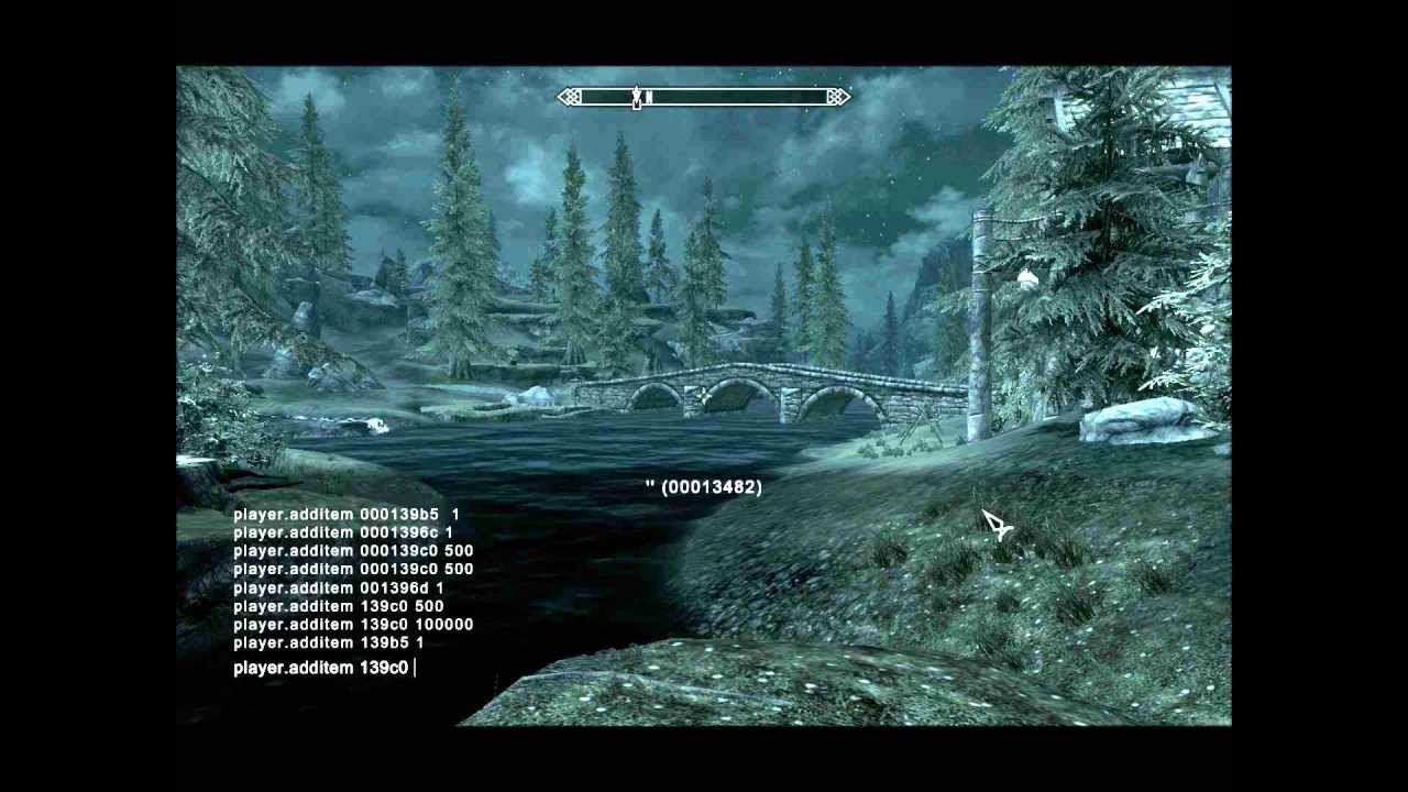 Skyrim console commands best mage robes