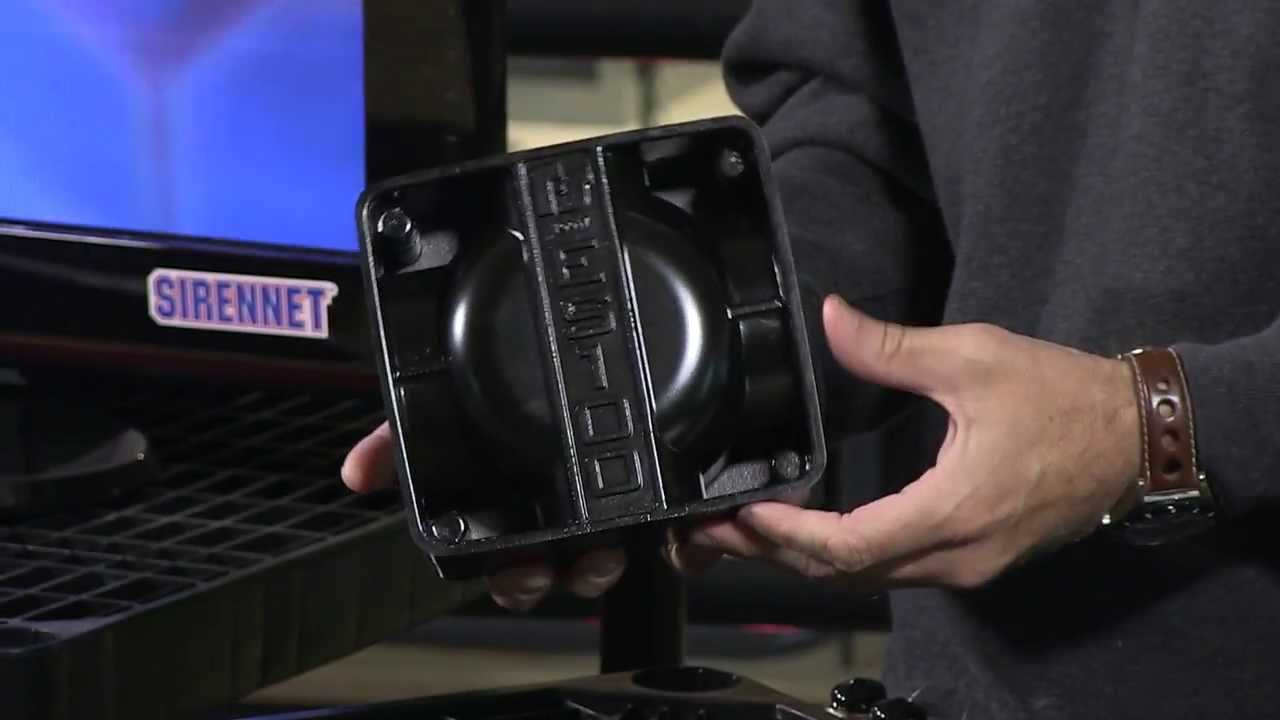 maxresdefault federal signal es100 dynamax speaker youtube  at bakdesigns.co