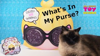 What's In My Purse Surprise Blind Bag Toy Unboxing Review | PSToyReviews