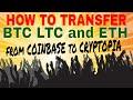 How to buy Bitcoin / Ethereum / Litecoin on Coinbase.com ...