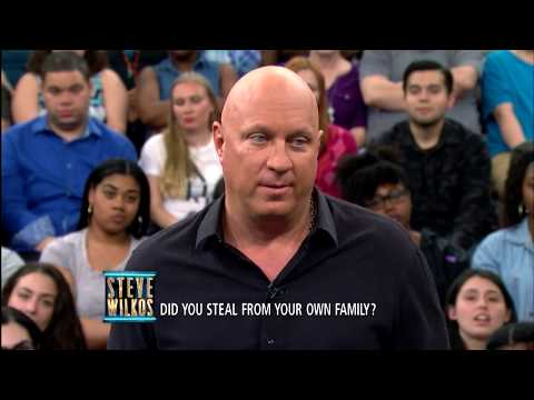 Did Malcom Steal The Money? (The Steve Wilkos Show)