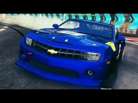 Asphalt 8 Mp With Chevrolet Camaro Gs Youtube
