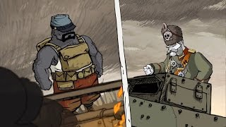Valiant Hearts: The Great War. #19. Район Соммы