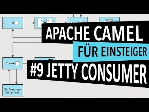 Apache Camel Tutorial #09: Jetty Consumer