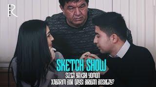 Sketch SHOW - 65-soni - Sizga yaxshi yomon xabarim bor qaysi biridan boshlay?