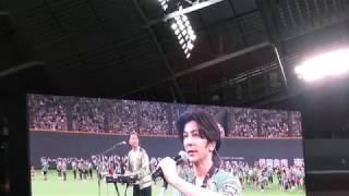 「北海道シリーズ2019~WE LOVE HOKKAIDO~」 球場み...