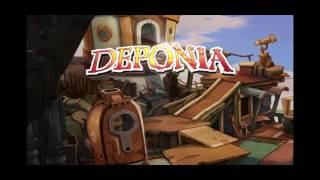 Lets Play Deponia: The Complete Journey w/Dev Commentary