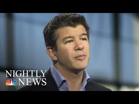 Mass Firing At Uber In Fallout Of Sexual Harassment Investigation | NBC Nightly News