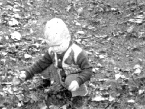 My Family Home Movie  October 1948 York, Pa.
