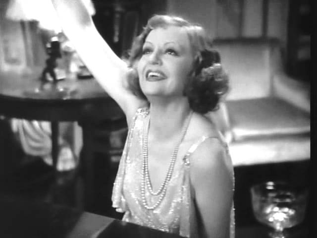 Tallulah laughs, drinks and cries... Faithless (1932)