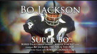 Bo Jackson- Super BO