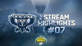 Fortnite Battle Royale Highlights #7 | TimTheTatman (ft. Ninja, Dr Lupo & SypherPK)