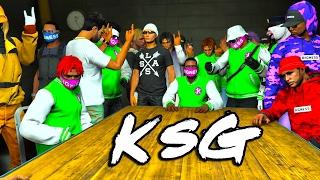 GTA 5 - HAVING FUN WITH KSG PART 2