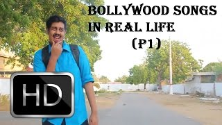 Bollywood songs in Real Life!   Picture entertainment