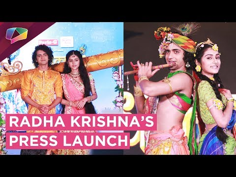 Star Bharat Launches New Show Radha Krishna | Exclusive