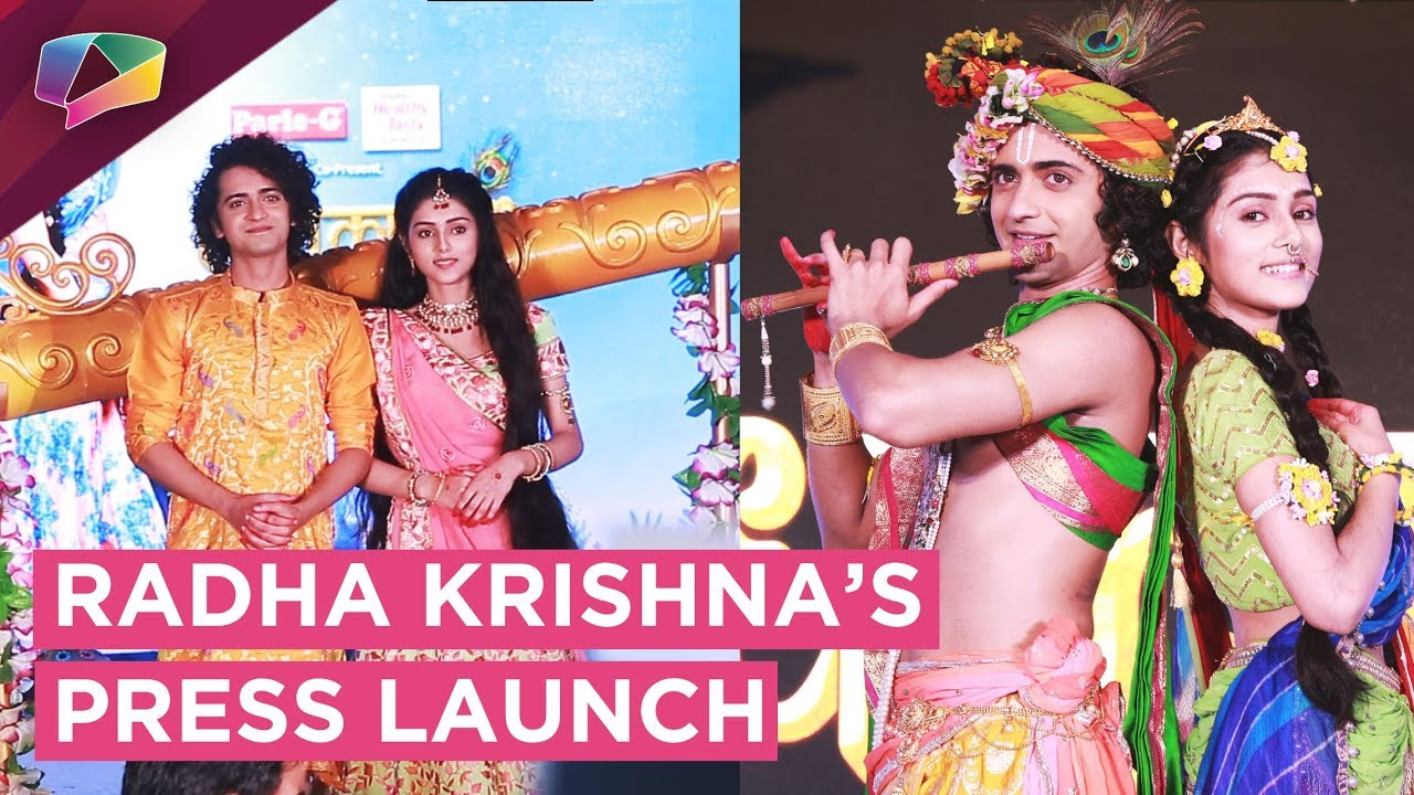 star bharat launches new show radha krishna exclusive interview