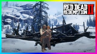 What Happens If You Return To The Adler Ranch After Beating Red Dead Redemption 2? (RDR2)