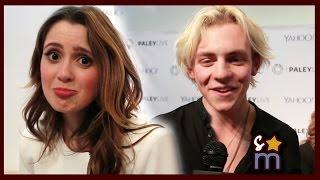 austin ally cast sings theme song can t do it without you paley center interview