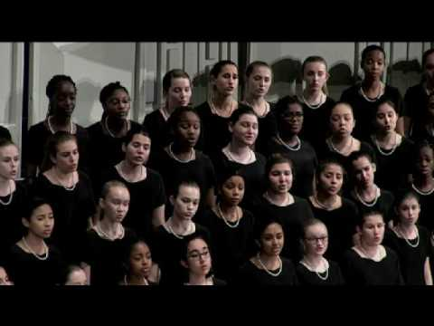 Bak Middle School of the Arts Girls Chorus