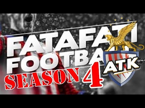 ATK(Atlético de Kolkata) - Fatafati Football - Season 4 - The Official Song by Arijit Singh
