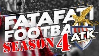 ATK(Atlético de Kolkata) - Fatafati Football - Season 4 - The Official Song by Arijit Singh