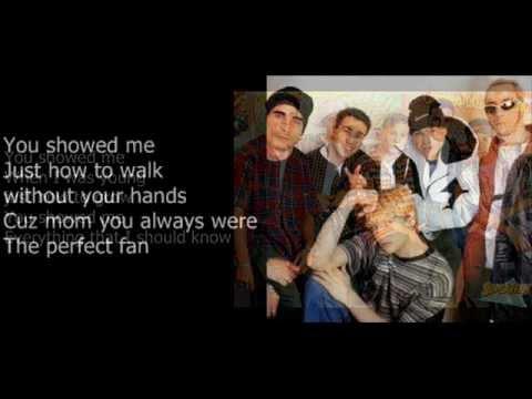 Backstreet Boys The Perfect Fan(lyrics)