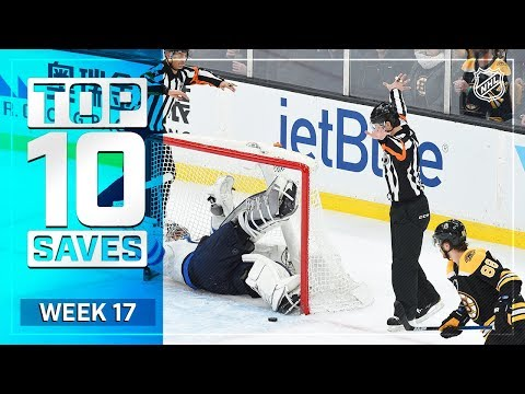 Top 10 Saves from Week 17
