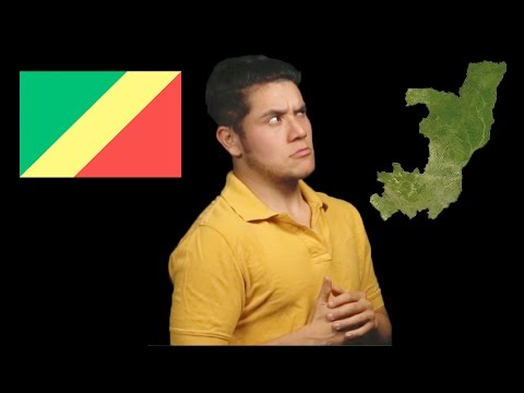 Geography Now! CONGO (Republic)